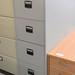 Metal filing cabinet E80