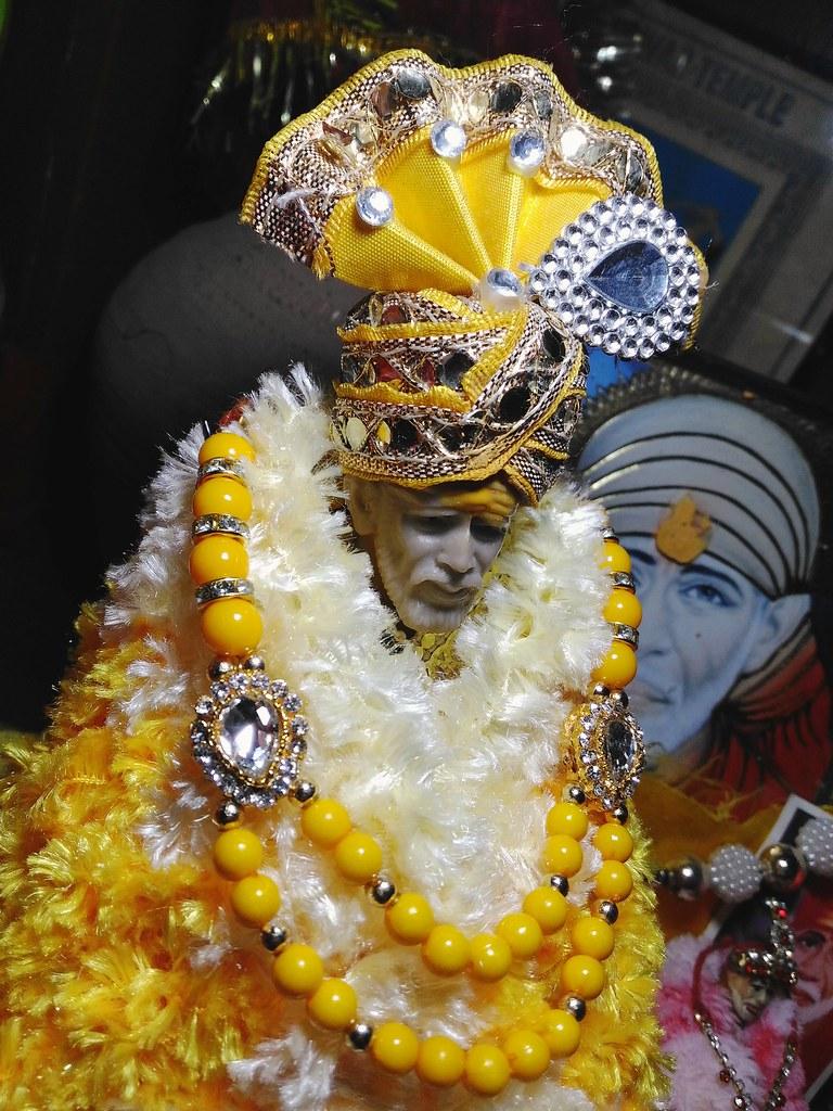 Jai Sai Ram Om Sai Ram Baba Ji Bless Us All Ha Flickr