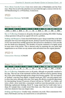 GBLincolnCents-3_pg-159 | by Numismatic Bibliomania Society