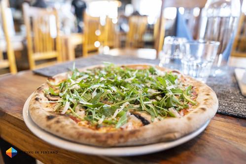 Tasty Slices at Pizzeria Ruka   by HendrikMorkel