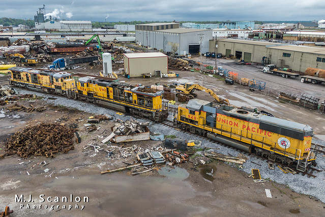 UPY 940 | EMD S6-1B | Progress Rail Services