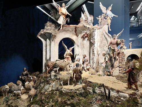 Belen en el Ayuntamiento de Madrid diseño de la Asociación Belenista | by Rafael Gomez - http://micamara.es