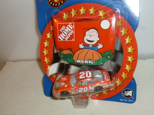 Home Depot Peanuts NASCAR | by Curly_Q_Link