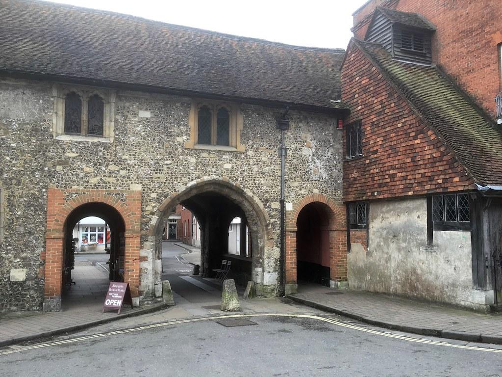 Kingsgate Winchester Circular walk
