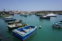 Marsaxlokk Bay Malta
