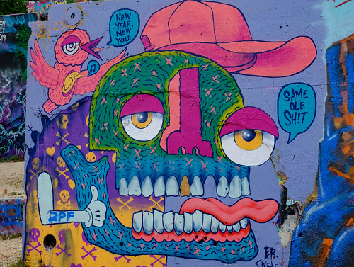 HOPE Outdoor Gallery, Austin   by Luke Robinson