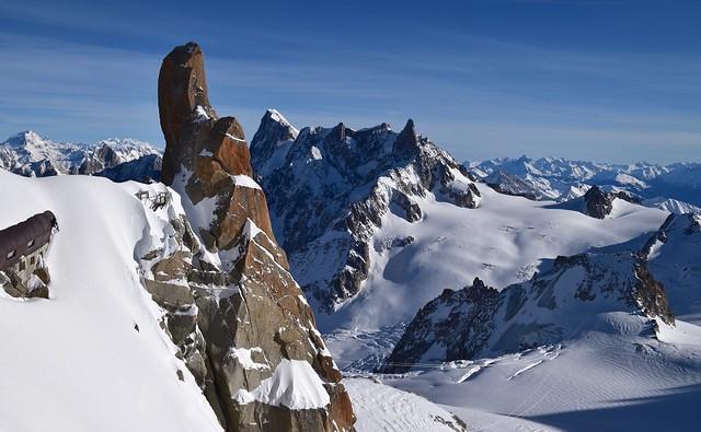 Haute Montagne High Mountain