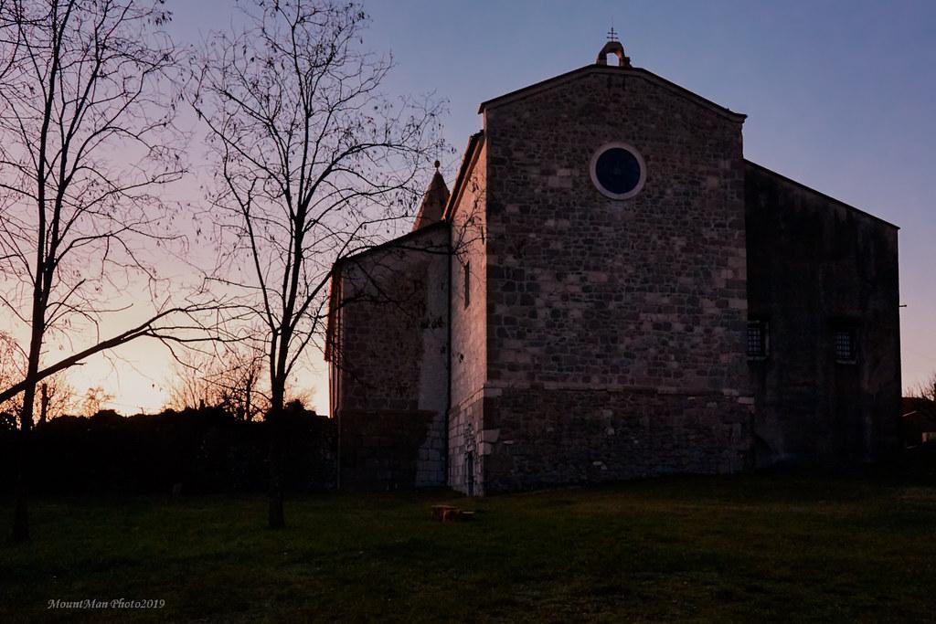O zalasku - župna crkva Sv. Filipa i Jakova do frankopanskog kaštela u Gradu Grobniku