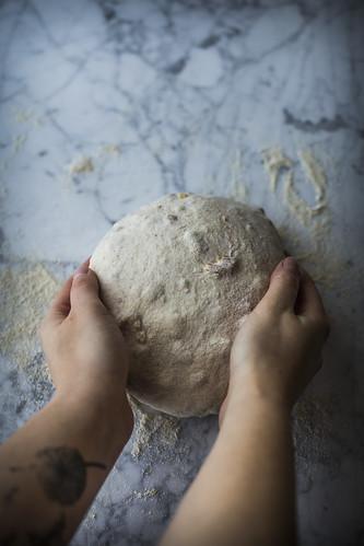 Pane di solina alle noci - preparazione | by ileana_pavone