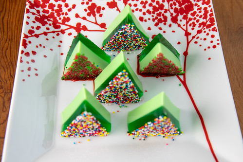 008-2018_12_Jello-Christmas-Trees | by Food Librarian