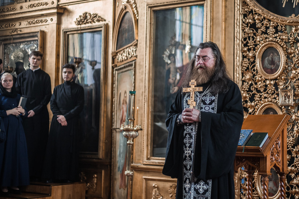 15 Марта 2019, Пятница Первой седмицы Великого поста / 15 March 2019, Friday of the 1st Week of Great Lent