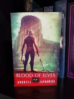 Blood of Elves   by cjgarcia4610