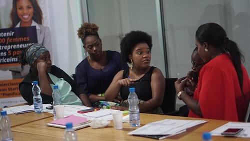 AFAWA / Entreprenarium initiative 'Supporting 1,000 women entrepreneurs in 5 African countries!' – Masterclasses for women entrepreneurs in Libreville