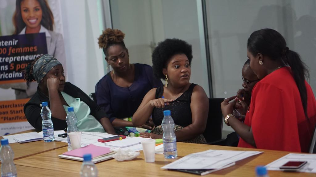 AFAWA / Entreprenarium initiative 'Supporting 1,000 women entrepreneurs in 5 African countries!' – Masterclasses for women entrepreneurs in Libreville