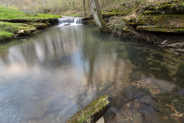Short Cave Creek, Putnam County, Tennessee
