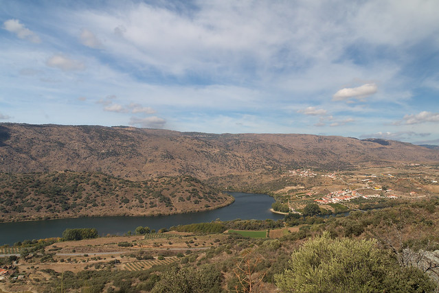 Sabor chegando ao Douro