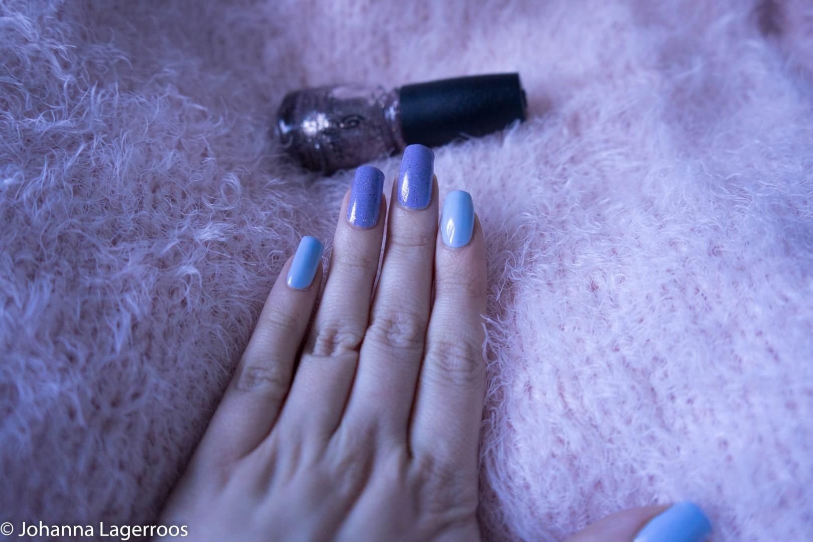 china glaze spring nails