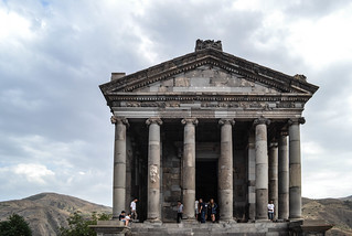 The Temple of Garni | by MikeTheExplorer