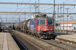 SBB Re 4/4 420 160 Pratteln | by daveymills37886