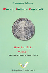 Monete Italiane Regionali. vol III book cover