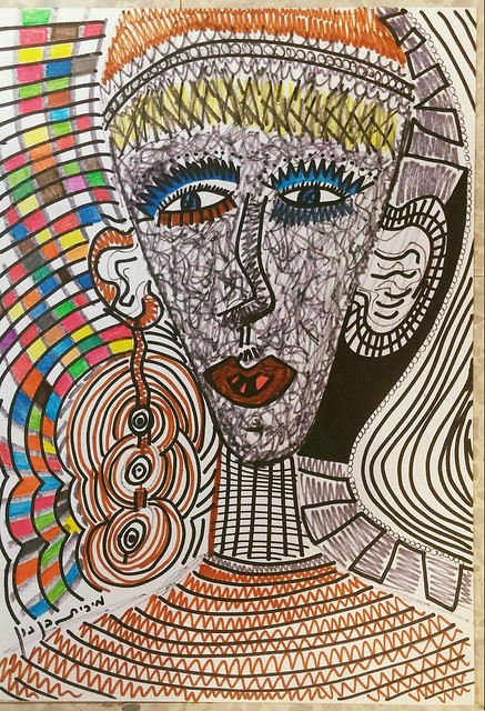 Mirit Ben-Nun original modern israeli gallery women art