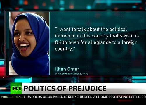 Jews Stand Against the Smearing of Ilhan Omar + Phyllis Bennis: Ilhan Omar's Denunciation of Israel Lobby is Not Anti-Semitism   by Dandelion Salad