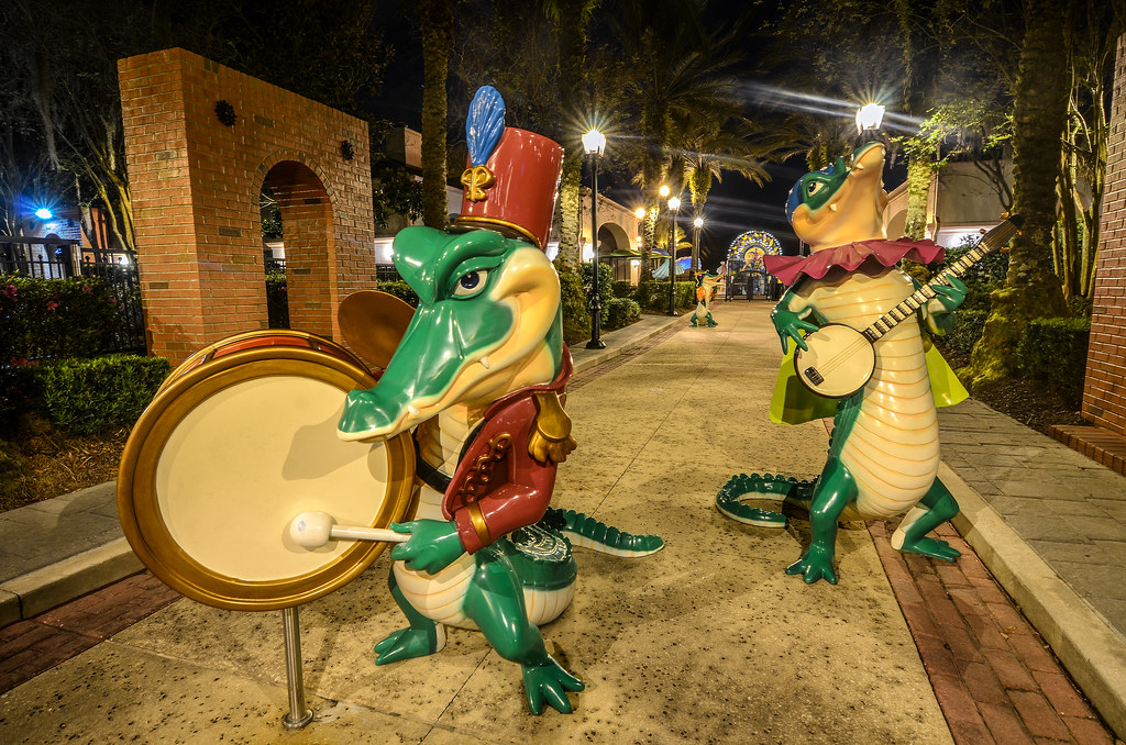 Alligator Marching Band POFQ