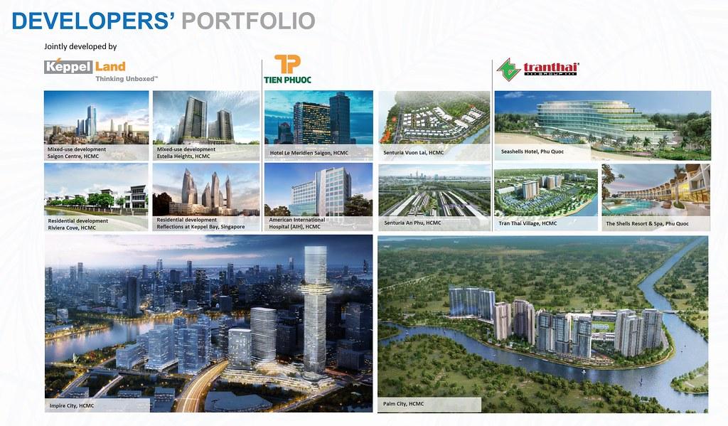 Đối tác phát triển Palm City
