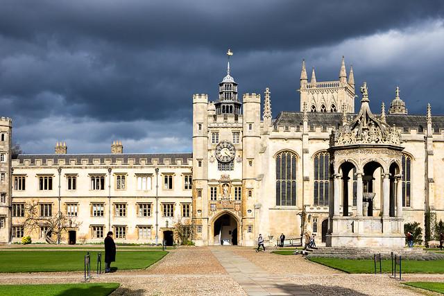 Trinity College, Cambridge  (Explored 24 Mar 19)