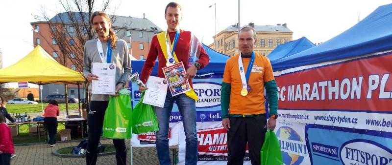 Mistry republiky v běhu na 100 km se stali Velička a Churáňová