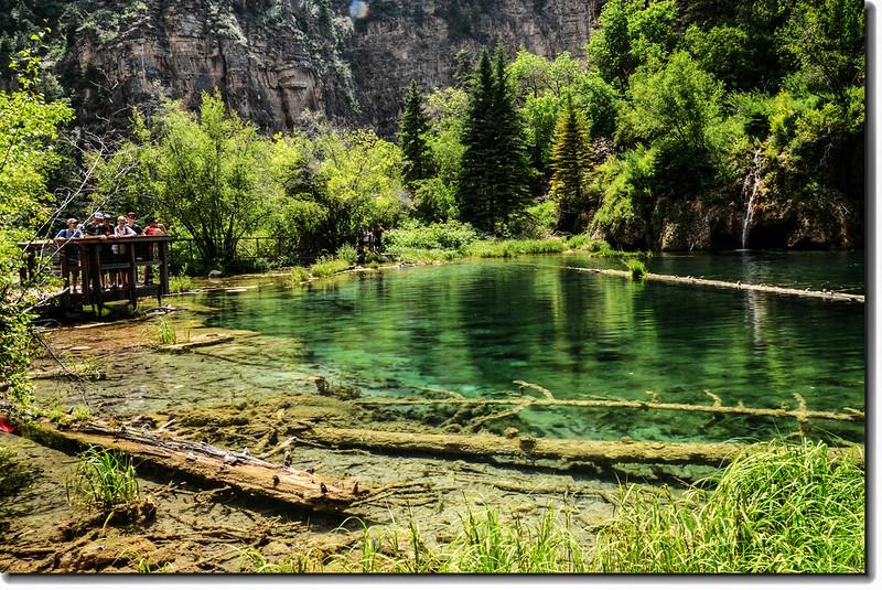 Hanging Lake 9