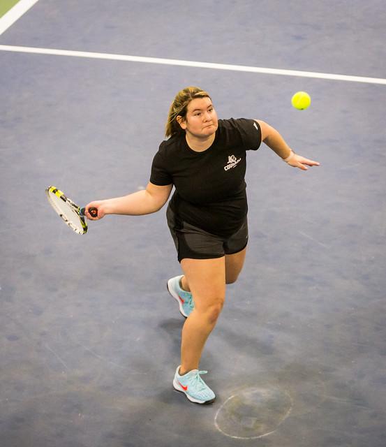 Women's Tennis April 12, 2019