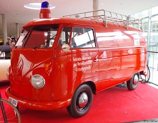 1959 VW T1 BF Porzellanfabrik Tirschenreuth