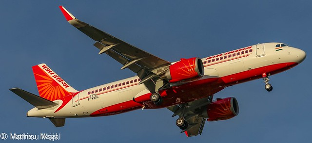 Airbus A320-200Neo / Air India