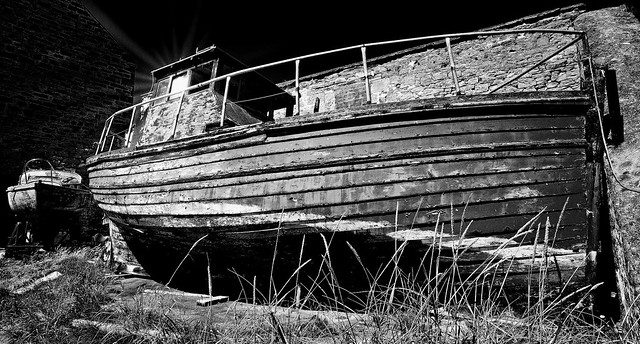 ilford boat