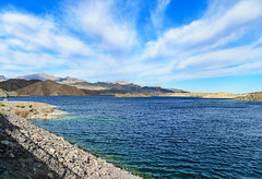 USA - Arizona -Bullhead City - Davis Dam