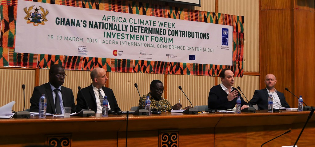 Africa Climate Week