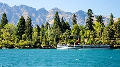 Queenstown: Lake Wakatipu