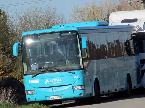 Arriva nº 769 (2)   by Sanrabus