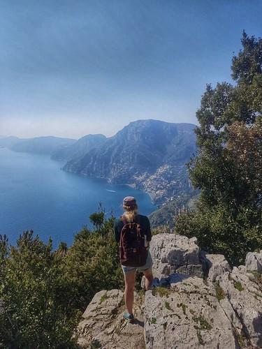 Sentiero Degli Dei Hike Amalfi Coast | by kirstendcamor