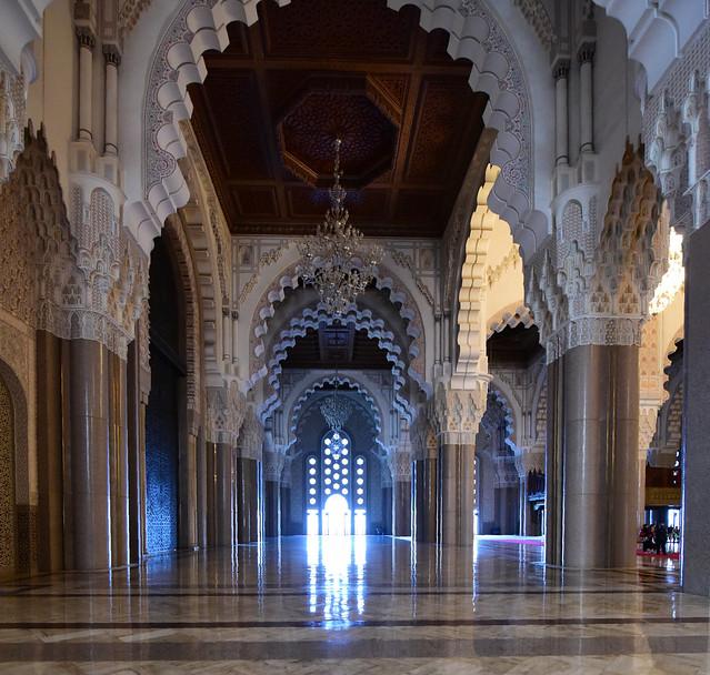 Great Mosque, Casablanca, Morocco IMG_20190329_224343
