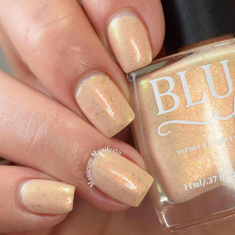 Blush Lacquers Creamsicle Clouds