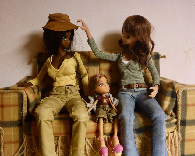 Off Scale Junk... literally! (1/3 Scale Smart Dolls) 32634739968_1bf7e239e1_z