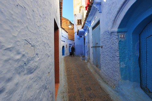 Chefchaouen, Morocco, January 2019 D700 350 | by tango-
