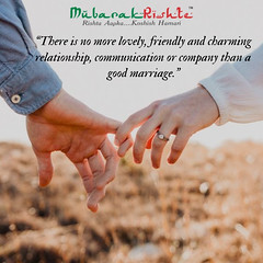 """""""There is no more lovely, friendly and charming relationship, communion or company than a good marriage."""""""