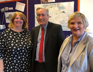 Visit to Home-Start East Lothian | by Iain Gray MSP