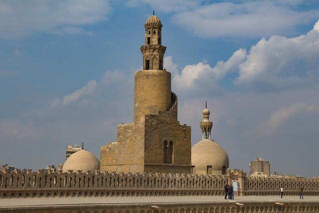 Il Cairo, Moschea di Ibn Tulun 25