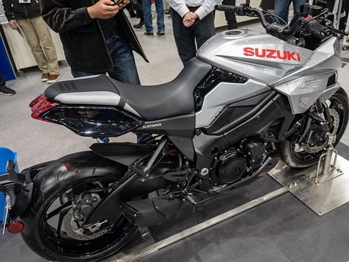 Tokyo Motorcycle Show 2019 - SUZUKI Katana2019 Photo