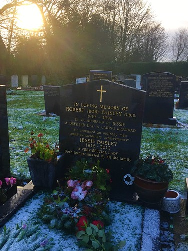 Bob Paisley, St Peter's Church | by St Peter's, Woolton: History and Heritage