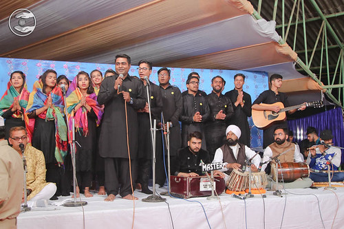 Devotional song by Bal Sangat Satna MP